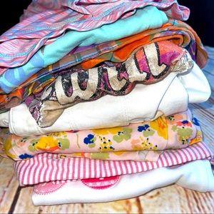 Gymboree outfit bundle 8 pieces kids size 7/8